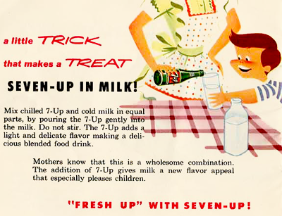 7-Up In Milk