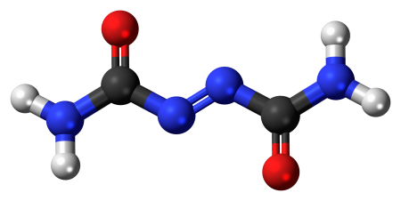 Azodicarbonamide Molecular Structure from Starling Fitness