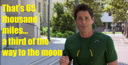Chris Traeger Run To The Moon from Starling Fitness