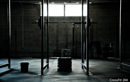 CrossFit 204: There are no mirrors in our gym