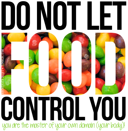 Do Not Let Food Control You from Starling Fitness