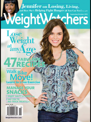 Weight Watchers Magazine: Sep-Oct 2010