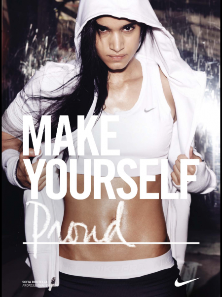 Make Yourself Proud from Starling Fitness