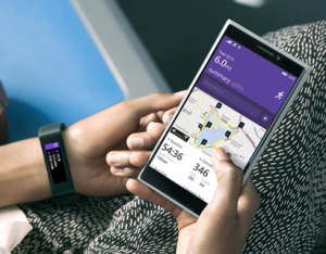 Microsoft Band from Starling Fitness