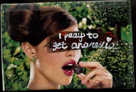 PostSecret: Pray To Get Anorexia from Starling Fitness
