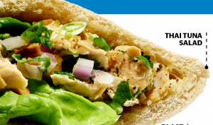 Redbook Thai Tuna Salad from Starling Fitness