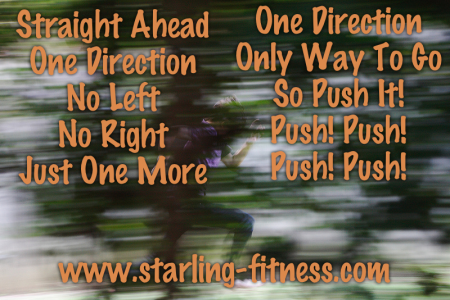 Straight Ahead from Starling Fitness