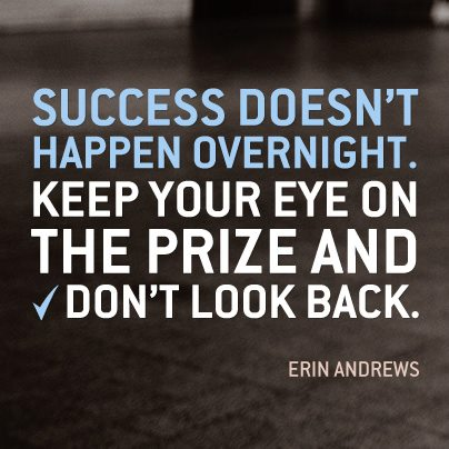 Success Doesn&#039;t Happen Overnight from Starling Fitness