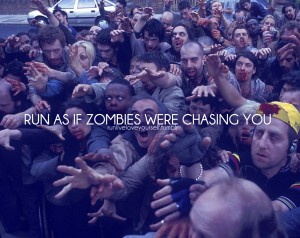 Zombies, Run! from Starling Fitness